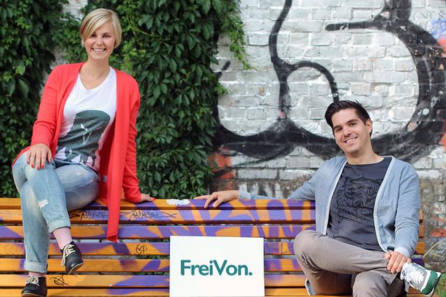 FreiVon. - Nachhaltig. In Deutschland produziert. Vegan.