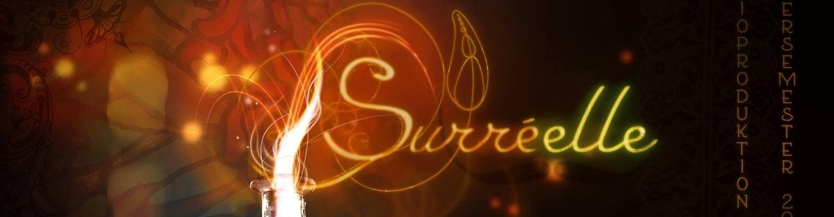 Surréelle - Studioproduktion VFX Hochschule der Medien