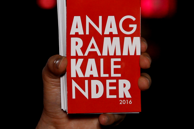Anagrammkalender 2016