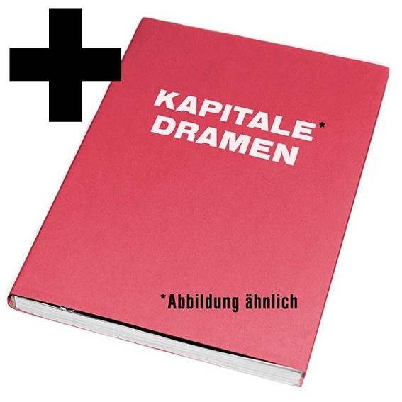 Vorzugsausgabe von KAPITALE DRAMEN mit Stickern zum Sammeln und Tauschen