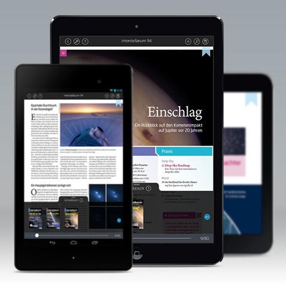 Digitalabo + Gutschein 75€