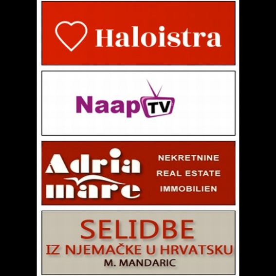 Logoanzeige mit Adresse - ONLINE