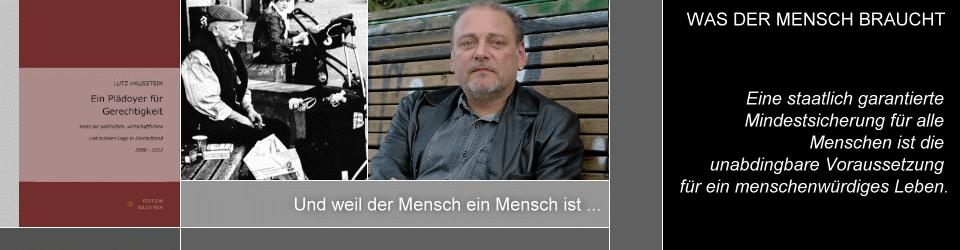 Was der Mensch braucht 2014 / 2015