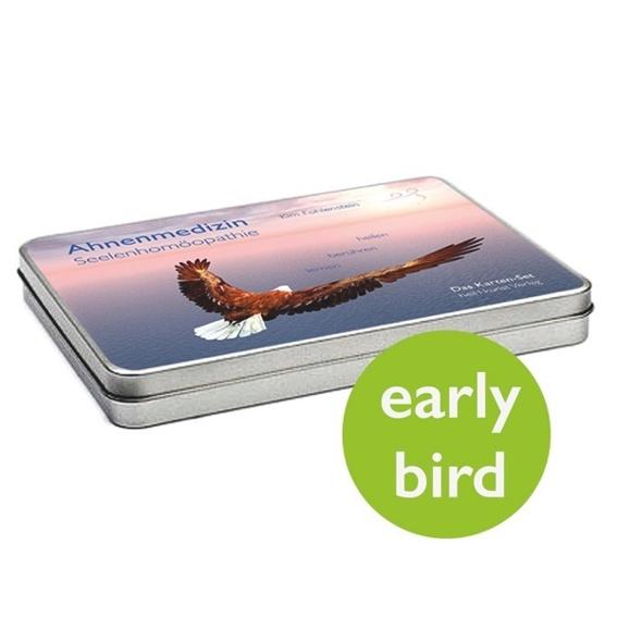 1 Kartenset - early bird