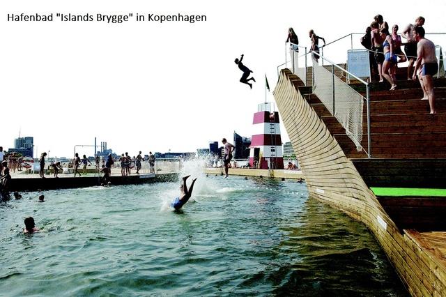 Ein Isarflussbad für München?!