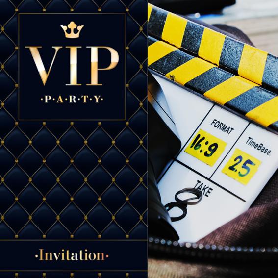 Besuch am Set, Trailerpremiere & After-Party Kombiticket