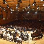 Backstage-Pass und VIP-Konzertkarte für die Erste Reihe beim Konzert im hr-Sendesaal am 18. April 2017