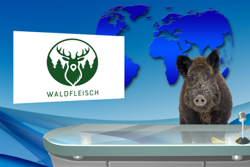 Waldfleisch.de - Online-Marktplatz für Wildfleisch