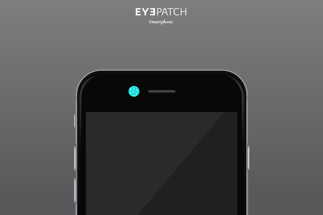 Webcam Cover – EyePatch – you never know