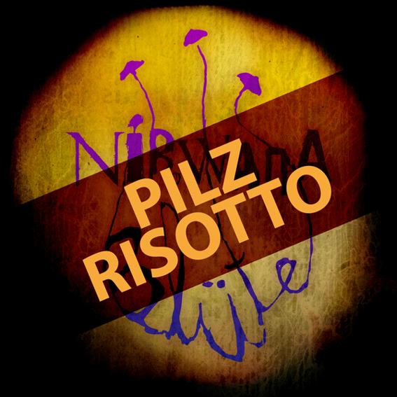 Gesnatched - Pilzrisotto mit dem Team