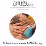 Spenden Gutschein - AMUZA bag