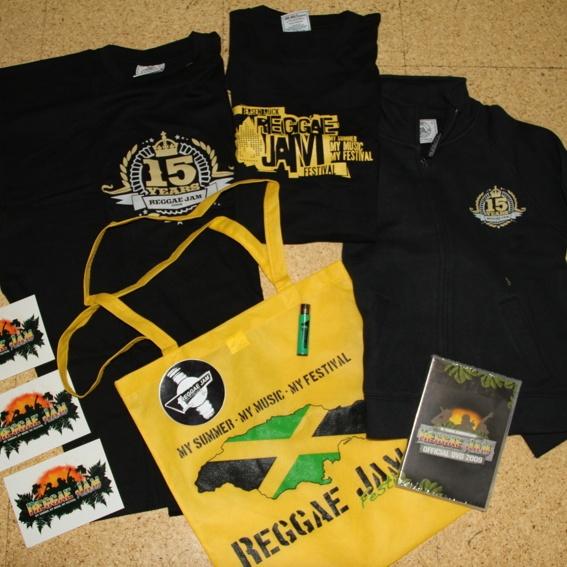 Das Reggaejam-Spezial-Paket