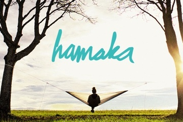 hamaka – die hyperleichte Hängematte