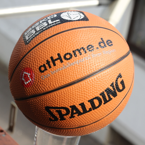 Sprungball - Minibasketball at home
