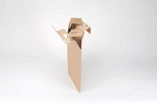 BOX2FLY - ein Handgepäckkoffer aus Wellpappe