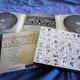 Fertige Doppel-CD SAMPLER #1 (2 Wochen vor der Veröffentlichung)