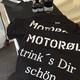 0,2 l Flasche MOTORØL + Shirt
