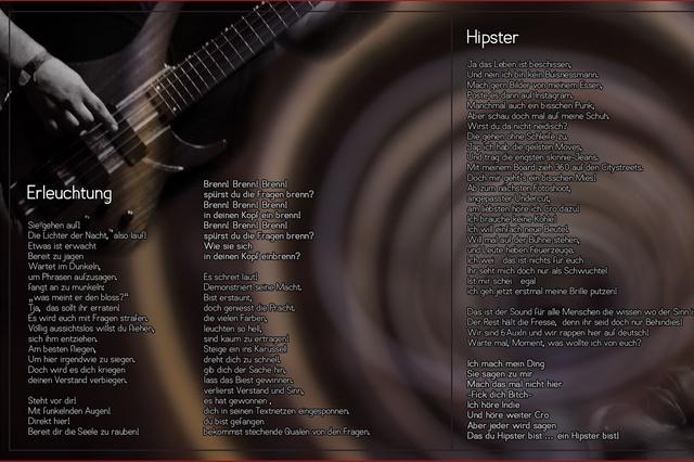 6 Aux-In - Mixing/Mastering vom Album