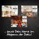 """Dein Name im Abspann der Reise-Doku + 3er Set """"Compliment Cards"""""""