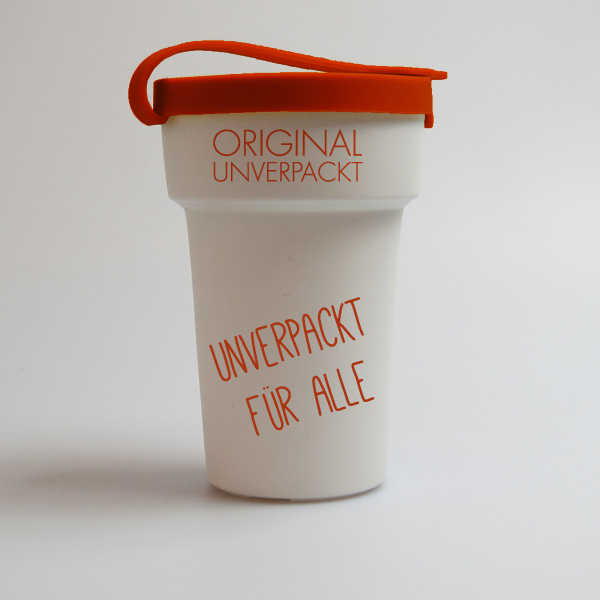 No-Waste Coffee Cup