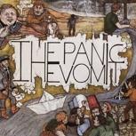 The Panic The Vomit EP (CD)