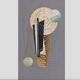 Fehmi Baumbach: Kleine Skizze (Collage)