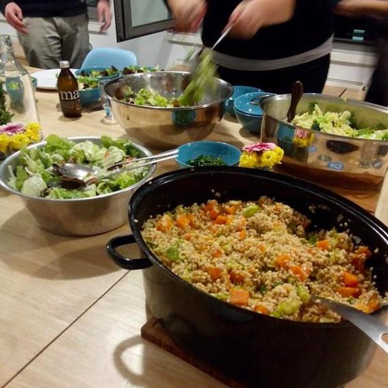 Abendessen in Frankfurt (2 Personen)