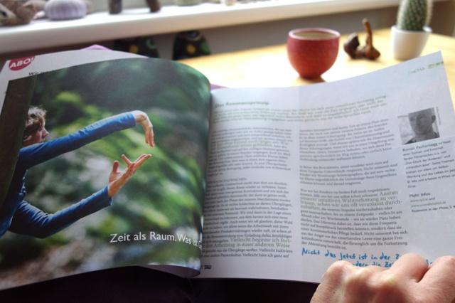 TAU-Magazin: Abschied ODER Beginn einer neuen Ära?