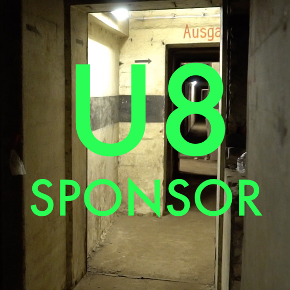 U8 Film-Sponsor