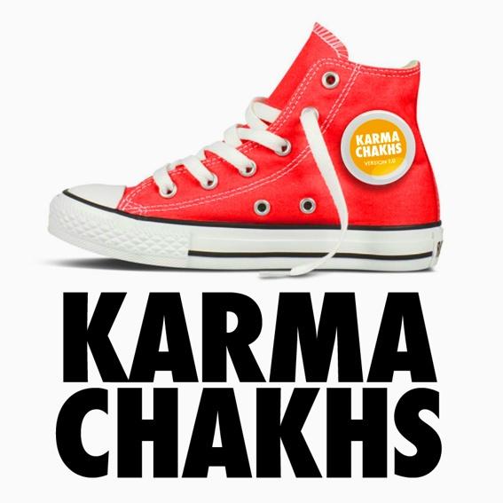 Karma Chakhs (red)