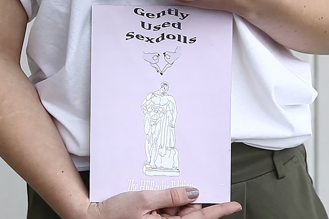 Gently Used Sexdolls Zine