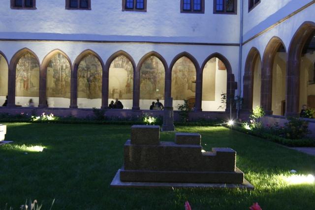 Klang im Kloster