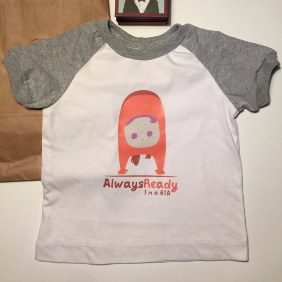 BIA Karma -  Hero Kids Shirt