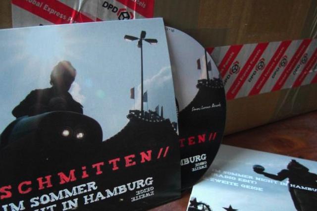 SCHMiTTEN: Neues Album, neues Crowdlabel