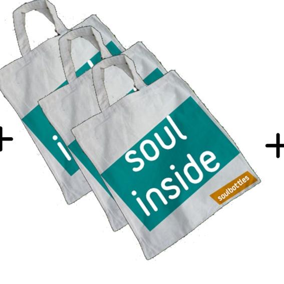 soulbottles PROMOTER PACK
