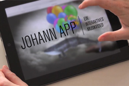 Das Johann-App-Experiment - ein interaktives Musikvideo