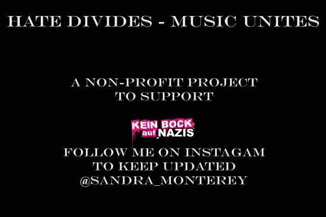 Hate Divides - Music Unites
