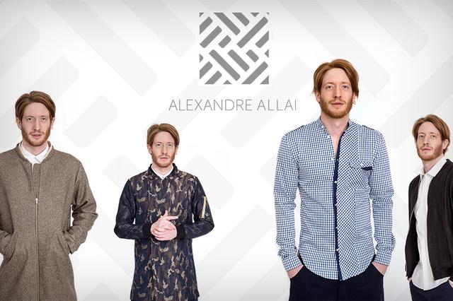 ALEXANDRE ALLAI - Menswear Label