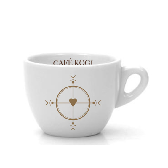 2er-Set Cappuccinotassen CAFÉ KOGI