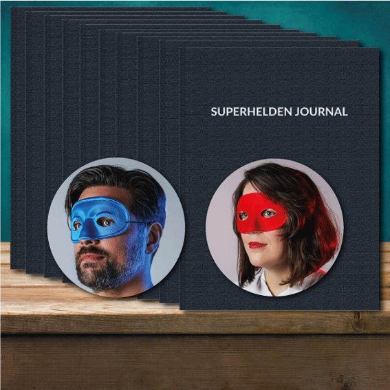 """Corporate Superhero"" Pack"
