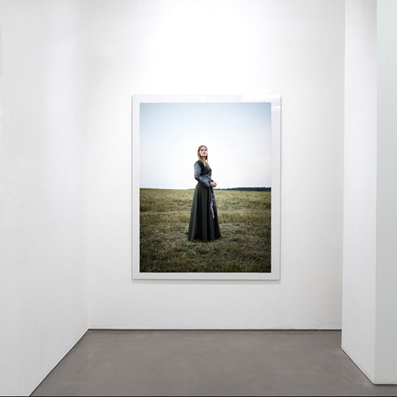 Edition Fine-Art-Print100x140 cm printed by Grieger, laminated, DiaSec/Alu-Dibond, numbered and signed by the artist, limited up to only 5 copies