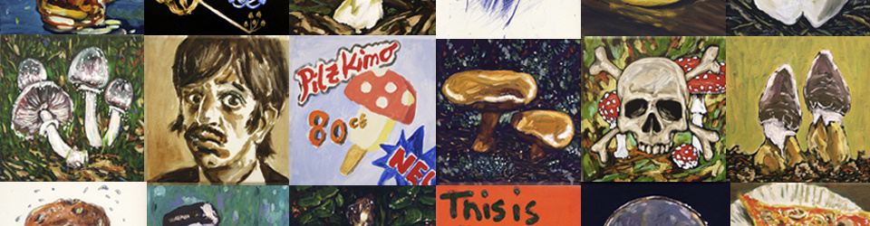 Mushroom of the Day / Katalog