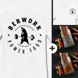 Power-Shirt für Dein Workout