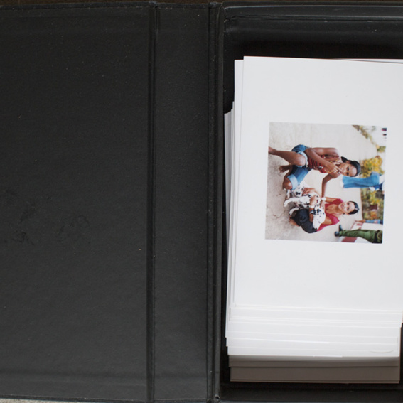 Streetphotography C-Print Box
