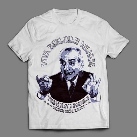 """Berliner Weisse """"Muskatnuss"""" T-Shirt"""
