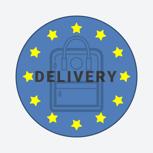 Versandzuzahlung EU (außerhalb D)