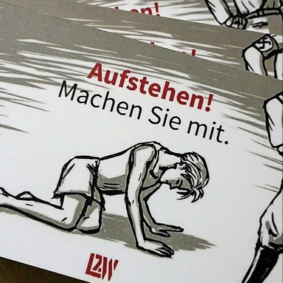 Daumenkino und Postkartenset