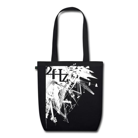 24Hz cotton bag (fair trade & organic)