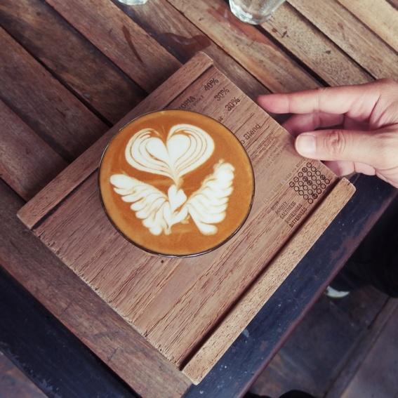Ein Kaffee ist immer gut, zwei besser