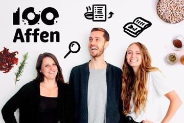100AFFEN - ein Zuhause für vegane Rezepte